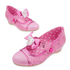 Minnie Mouse Shoes for Girls - Pink