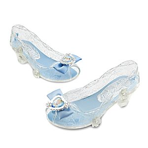 Cinderella Shoes for Girls