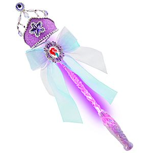 Light-Up The Little Mermaid Ariel Wand