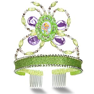 Jeweled Tinker Bell Tiara