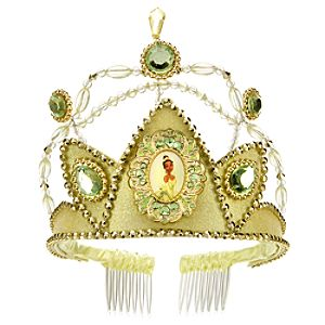 The Princess and the Frog Tiana Tiara for Girls