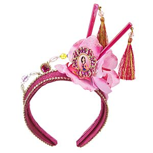 Mulan Headband for Girls