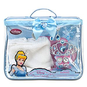 Disney Princess Cinderella Costume Accessories Set -- 10-Pc.