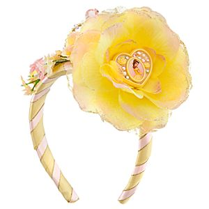 Disney Princess Floral Belle Tiara Headband