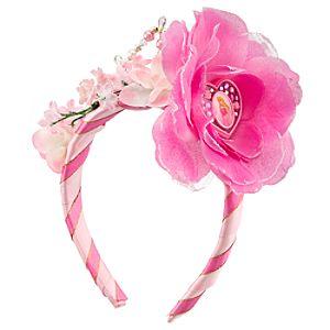 Floral Aurora Tiara Headband
