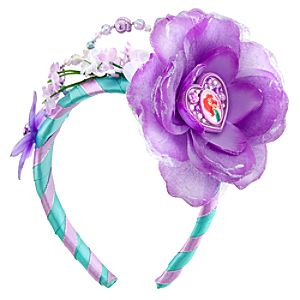 Disney Princess Floral Ariel Tiara Headband