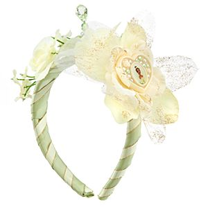 Disney Princess Floral Tiana Tiara Headband