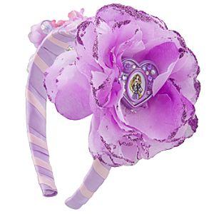 Disney Princess Floral Rapunzel Tiara Headband