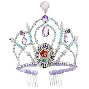 Little Mermaid Ariel Tiara for Girls