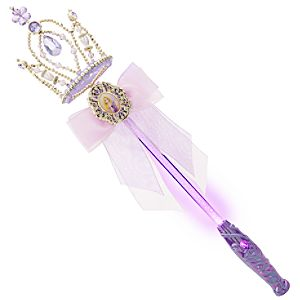 Light-Up Tangled Rapunzel Wand