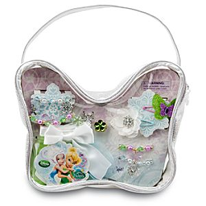 Tinker Bell and Periwinkle Costume Accessory Set for Girls