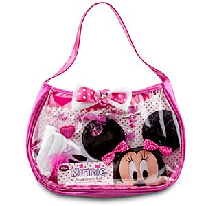 Minnie Mouse Costume Accessory Set for Girls