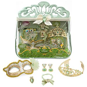Tiana Costume Accessory Set