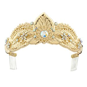 Aurora Deluxe Tiara for Girls - Maleficent