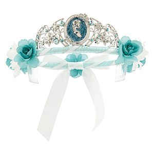 Elsa Tiara for Girls