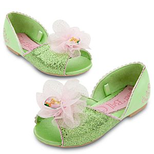 Tinker Bell Shoes for Girls
