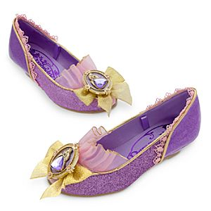 Rapunzel Shoes for Girls
