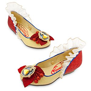 Snow White Shoes for Girls