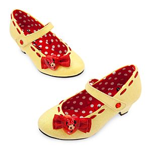 Minnie Mouse Mary Jane Shoes for Girls