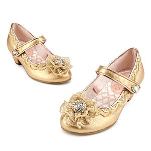 Aurora Deluxe Shoes for Girls - Maleficent