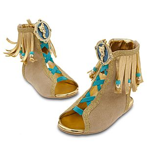 Pocahontas Shoes for Girls