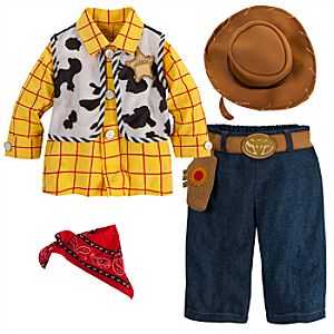 Woody Costume for Baby