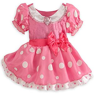 Minnie Mouse Costume for Baby - Pink