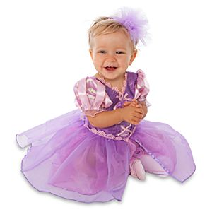 Tangled Rapunzel Costume for Baby Girls
