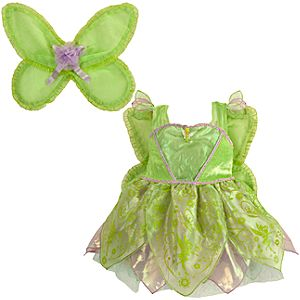 Tinker Bell Costume for Baby Girls