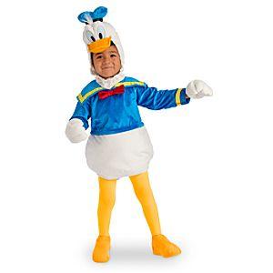 Donald Duck Plush Costume for Toddler Boys