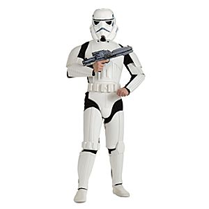 Stormtrooper Costume for Adults by Rubies