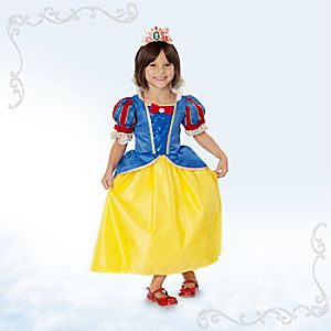 Snow White Deluxe Costume for Kids