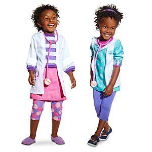 Doc McStuffins 2-in-1 Costume Set for Kids