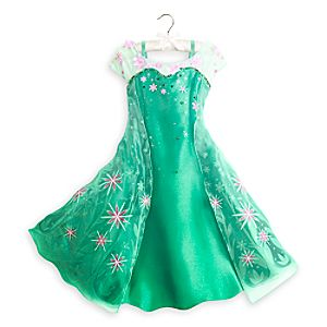 Elsa Costume for Kids - Frozen Fever