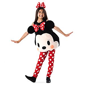 Minnie Mouse Tsum Tsum Costume for Kids