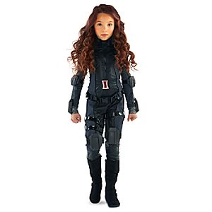 Black Widow Costume for Kids - Captain America: Civil War
