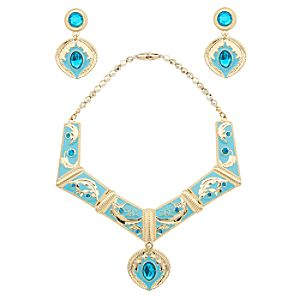 Pocahontas Costume Jewelry Set