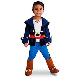 Captain Jake Costume for Kids