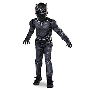 Black Panther Costume for Kids - Captain America: Civil War