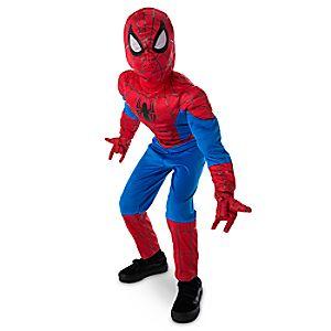 Ultimate Spider-Man Light-Up Costume for Kids