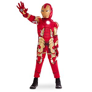 Iron Man Costume for Boys - Marvels Avengers: Age of Ultron
