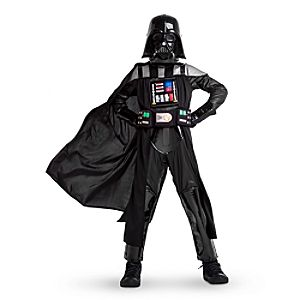 Darth Vader Light Up Costume for Kids