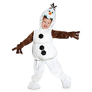 Olaf Plush Costume for Kids