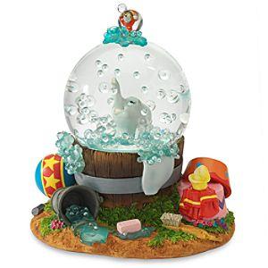 Dumbo's Bubble Bath Snow Globe