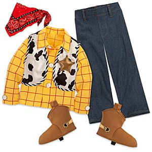 Woody Costume for Boys