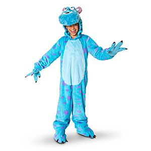 Sulley Costume for Boys