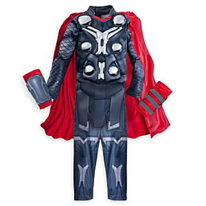 Thor Costume for Kids - Marvels Avengers: Age of Ultron