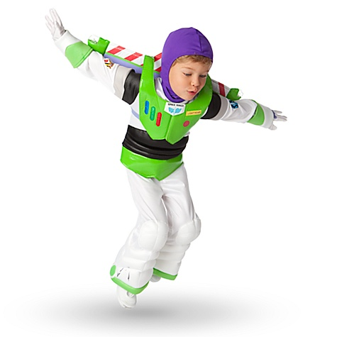 Buzz Lightyear Costume for Boys