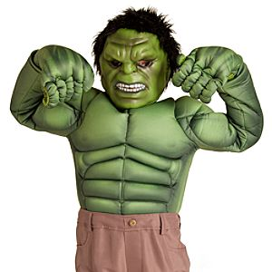 The Avengers Deluxe Hulk Costume for Boys - Change