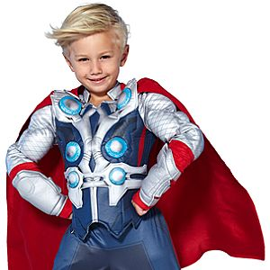 The Avengers Deluxe Thor Costume for Boys